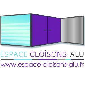 espace cloisons alu